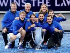 L'édition 2022 de la Laver Cup sera organisée à l'O2 Arena de Londres