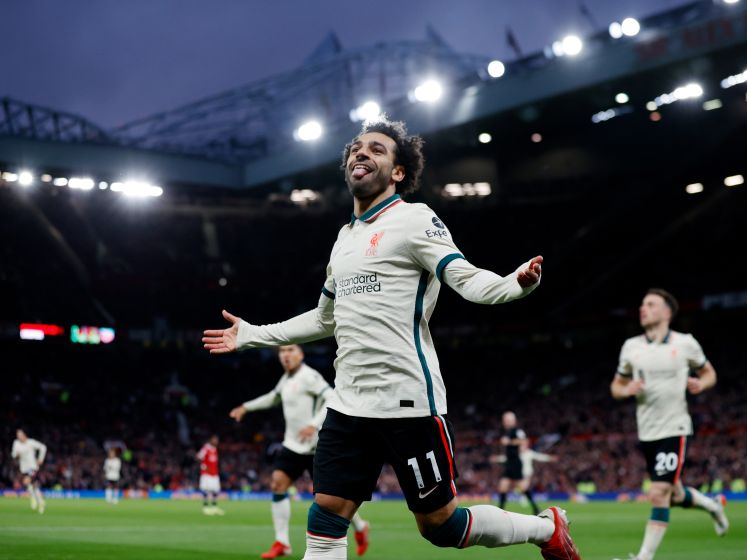 Liverpool bezorgt Manchester United ongekend pak rammel op Old Trafford