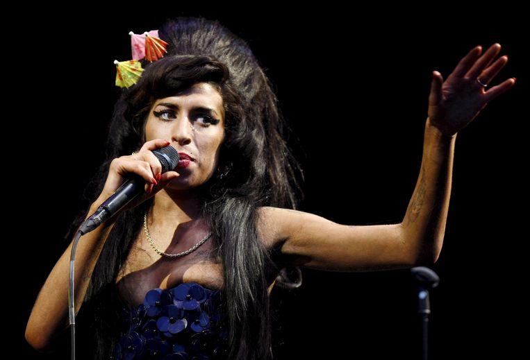 Amy Winehouse Beeld EPA