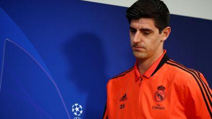 """Courtois ziet Ajax niet als tussendoortje: """"Dat hebben we tegen Bayern München gezien"""""""