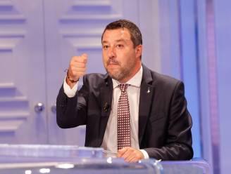 Lega-leider Salvini voor de rechter wegens blokkeren migrantenschip