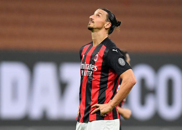 Zlatan Ibrahimovic verbaasde zich maandagavond over het feit dat hij 'zonder toestemming' al jarenlang in de FIFA-games van EA Sports wordt gebruikt.