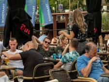 Openen terrassen gesteund door Baronie-gemeenten: 'Meer behoefte om buiten te zijn'