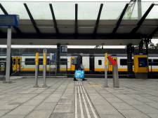 Winterweer zit óók werk aan spoor dwars: toch treinen van Apeldoorn naar Deventer en Zutphen en vice versa