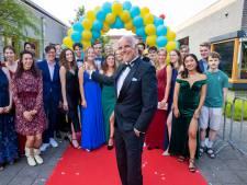 Zeer populair onder leerlingen, ook om alles buiten de gymles om: pensionado Frank Brouwers (66) verlaat het Eckart