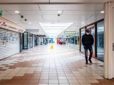 Corona én hoge leegstand: zo staat winkelcentrum De Ridderhof ervoor