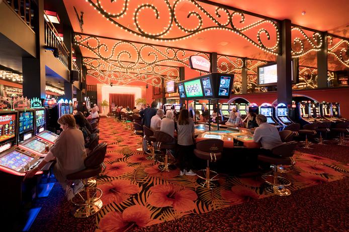 Het onlangs geopende Gran Casino Nuland bij Van der Valk Hotel Nuland-'s-Hertogenbosch