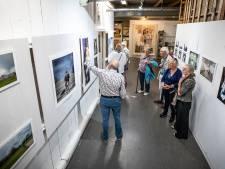 Dit zagen bezoekers tijdens de Open Atelierroute in Almelo: 'Alles is al eens gebruikt en kost niets'