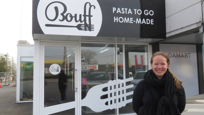 """Pasta Bouff strijkt neer in Mammoet Center: """"Perfecte plek voor takeaway dankzij bedrijvenzone vlakbij"""""""