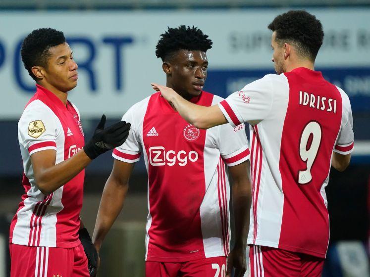 Samenvatting | Bekijk hier hoe Ajax in halve finale afrekent met Heerenveen