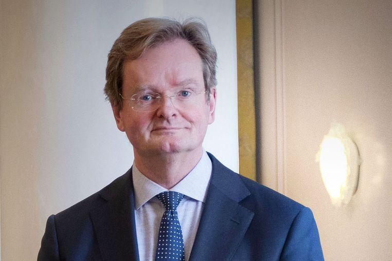 Bart Jan van Ettekoven: 'Voor de ouders die de dupe zijn geworden is het ongelooflijk spijtig'. Beeld Werry Crone