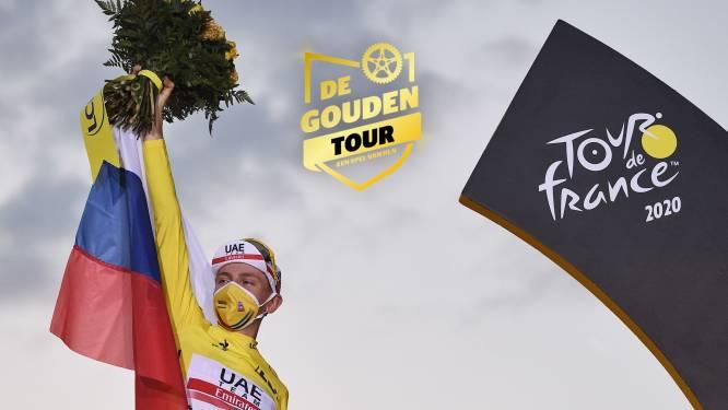 Nog 2 dagen om kans te maken op 5.000 euro: speel mee met de Gouden Tour en win talloze prijzen
