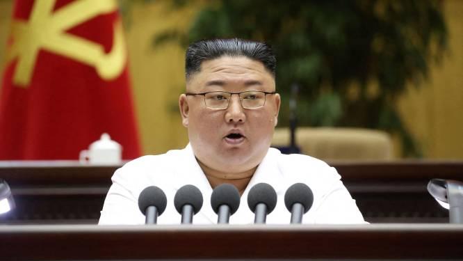 """Kim Jong-un waarschuwt: """"Noord-Korea stevent af op crisis zoals tijdens hongersnood in jaren 90"""""""