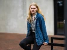 Daimy is 17, woont in Renkum en staat al op de catwalk in Parijs voor Jean Paul Gaultier