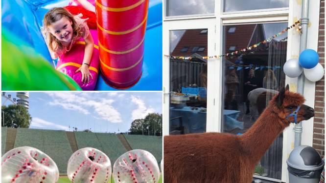 Na coronacrisis is niets ons te gek: de 10 leukste manieren om uw bubbel te entertainen in de tuin