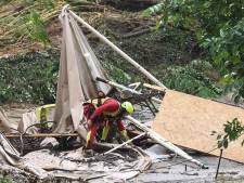 Noodweer in Zuid-Frankrijk: honderden campinggasten geëvacueerd