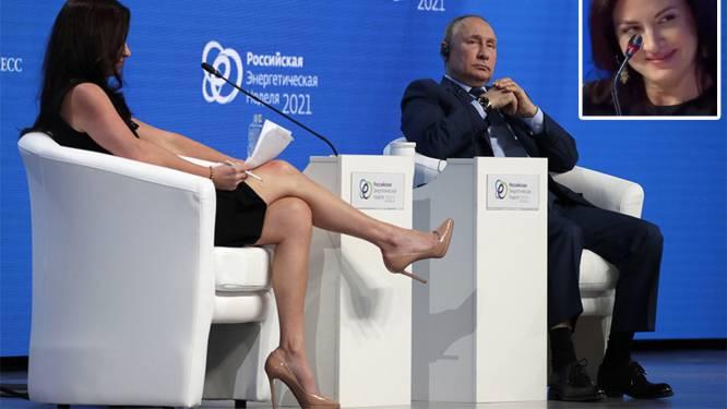 """Une journaliste américaine, jugée """"trop jolie"""", accusée d'avoir voulu piéger Poutine"""