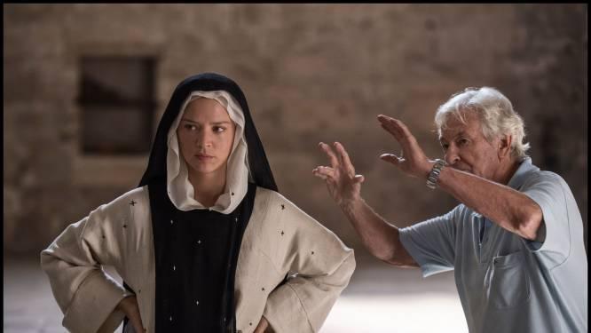 Ophef over film met lesbische kloosterseks: 'Nog nooit iets van Paul Verhoeven gezien dan?'