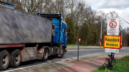 Wase gemeentebesturen weren zwaar doorgaand verkeer uit de dorpskernen, overtreders kunnen vanaf nu beboet worden