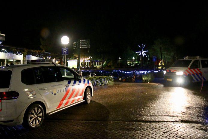 De overval vond plaats op een Landal-park in Beekbergen.