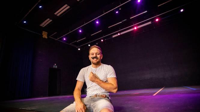 Koen (29) uit Borculo viert einde van zware tijd met festijn vol foute Duitse muziek: 'We zijn zo toe aan een feestje!'