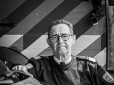 Wim Janssen is al 43 jaar brandweerman: 'Je leert omgaan met de dood, maar wennen doet het nooit'