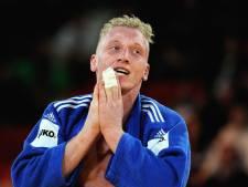 Judoka De Wit pakt zilver op The Hague Grand Prix