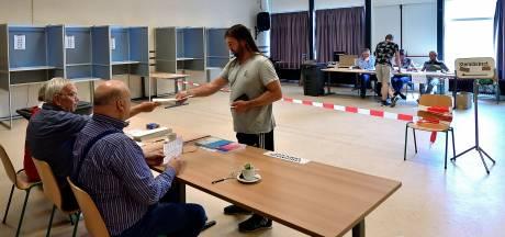 Stemmen in Roosendaal: links of rechts in de rij?