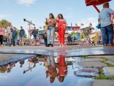 Osse kermis voor één keer groter dan Tilburg: ruim zestig attracties in 'mobiel pretpark'