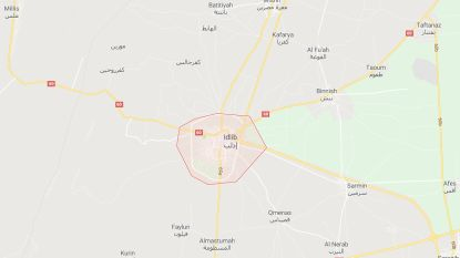 39 dodelijke slachtoffers, waaronder 12 kinderen, bij explosie van wapenopslagplaats in Syrië