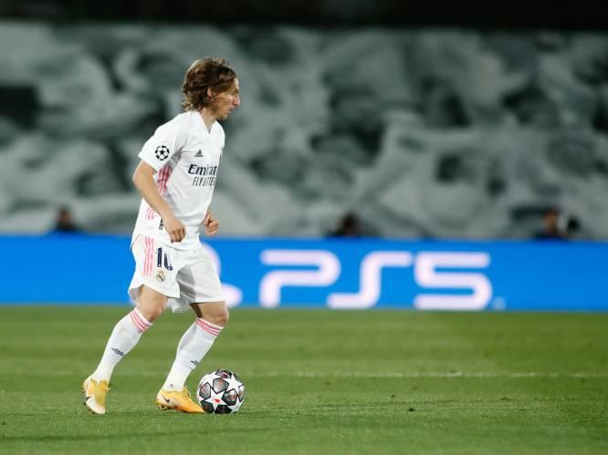 "Bij afwezigheid van Ramos en co rekent Real meer dan ooit op virtuoos Modric: ""Hij is nog steeds het kompas waarop Real Madrid vaart"""
