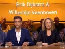 Veenhoven en Dijkstra maken debuut in Op1: 'Verfrissend en leuk'