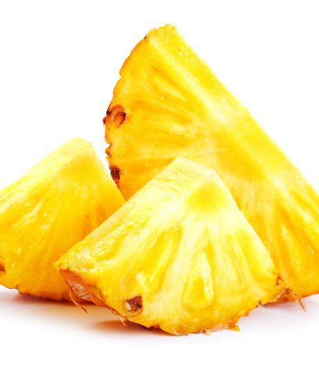 Waarom ananas zorgt voor een tintelende tong (en hoe je dit kunt voorkomen)