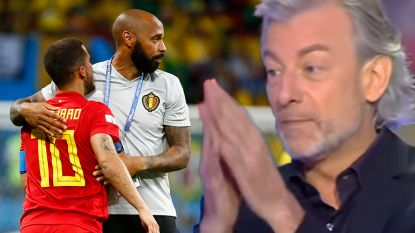 """""""Wat Thierry Henry hier aan het doen is, dat is schandalig"""""""