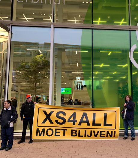 KPN zet ondanks bezwaren opdoeken merk XS4ALL door