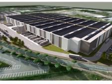 Weer nieuw groot logistiek centrum op de Borchwerf in Roosendaal