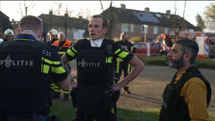 Programmamaker Danny Ghosen was erbij toen ontdane politiemensen de vier lichamen in de woning aan de Dasseburcht in Etten-Leur aantroffen.