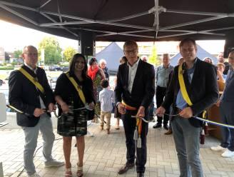 Verenigingen beschikken opnieuw over (vernieuwd) ontmoetingscentrum in Lichtaart