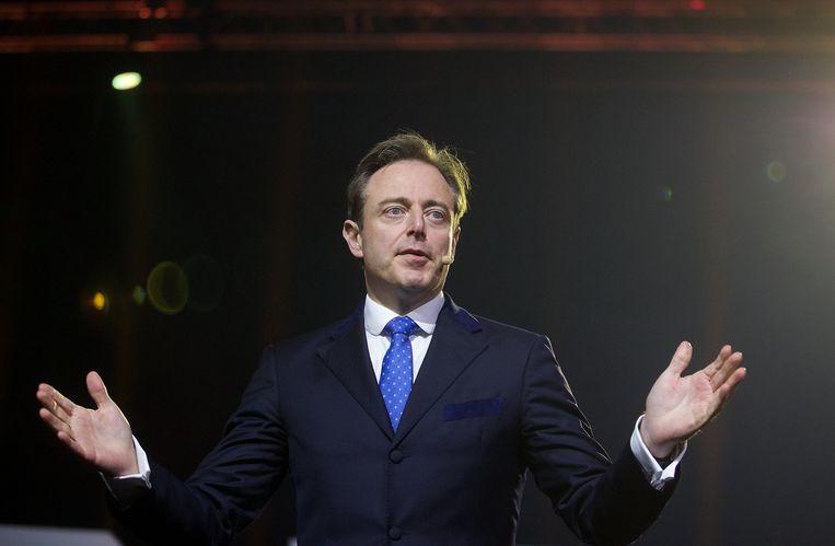 Bart De Wever, voorzitter van N-VA.