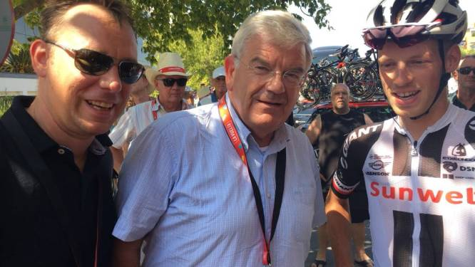 Van Zanen in Spanje: 'Vuelta-start is voor Utrecht bijna binnen'