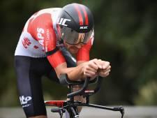 Dernière course pour le cycliste belge Maxime Monfort