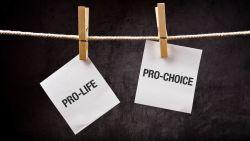 Een kind vs 1.000 embryo's: schrijver wakkert abortusdebat aan met een simpel vraagstuk
