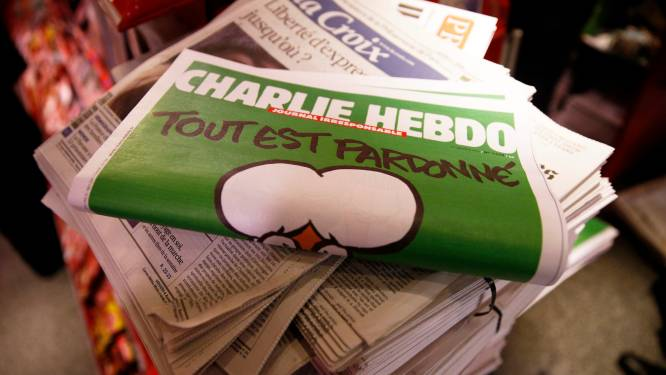 Krantenwinkel in Sint-Gillis afgedreigd om Charlie Hebdo niet te verkopen