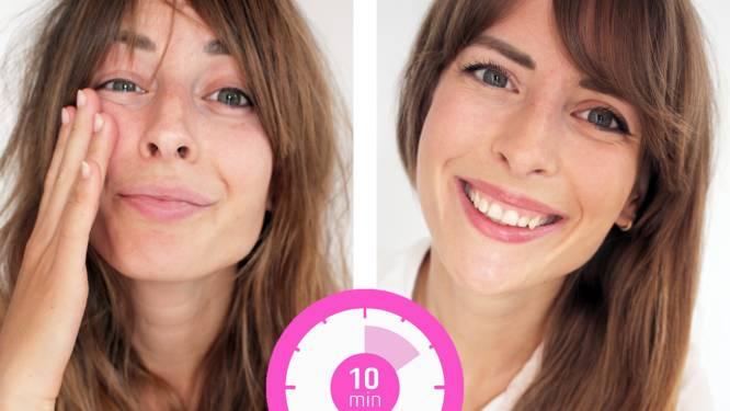 Back to work! Beautyredactrice Sophie stelt de ideale dagelijkse beauty-routine voor (die minder dan 10 minuten in beslag neemt)