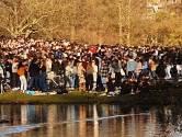 Ontruiming parken om drukte: twee arrestaties in Amsterdam, driehoek bespreekt 'afkoelperiode'