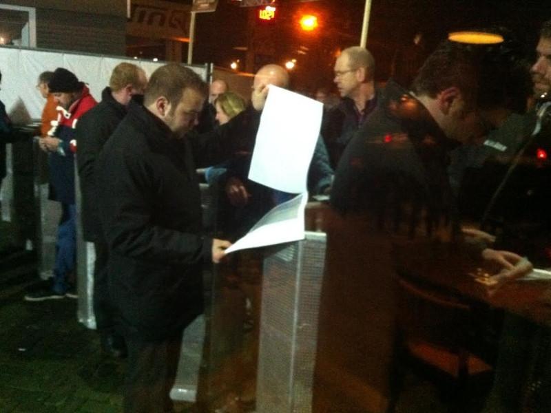 Eerder deze week was er een informatieavond in Heesch over de komst van een asielzoekerscentrum
