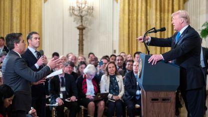 CNN trekt opnieuw naar rechter uit vrees voor definitief verlies accreditatie van sterreporter bij Witte Huis