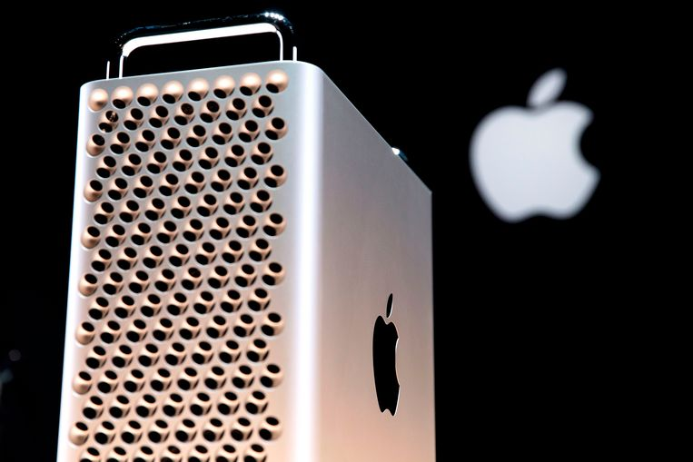 De nieuwe Mac Pro is verkrijgbaar vanaf 5.999 dollar.