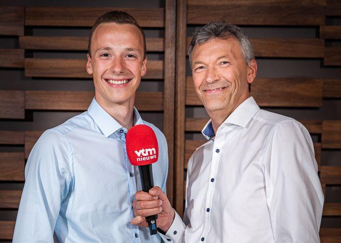 Klaas en Jan Dewyngaert.