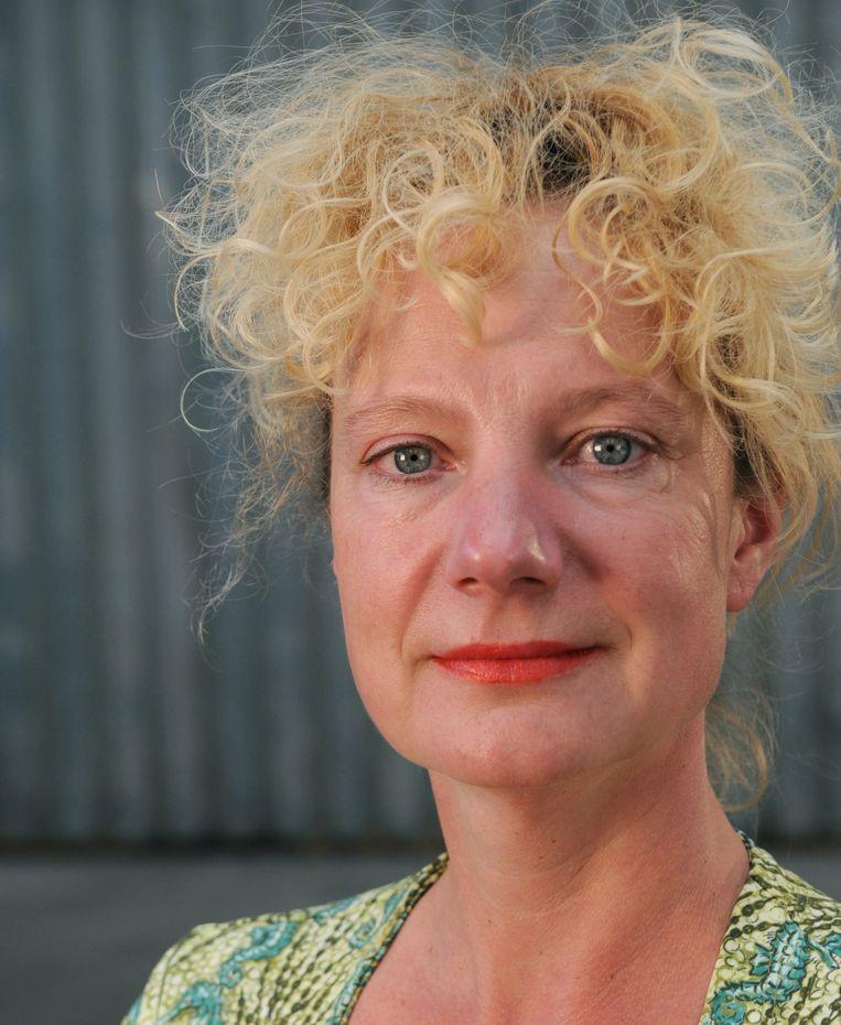 Inge Bos: 'Ik had slapeloze nachten, want daar ging mijn pensioen, en zou ik mijn huis moeten verkopen?' Beeld Joris van Bennekom